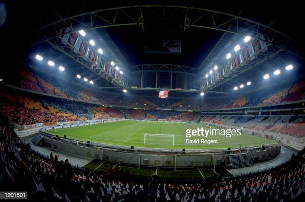 General view of the Amsterdam ArenA in Holland One of the venues for Euro 2000 Mandatory Credit Dave Rogers /Allsport