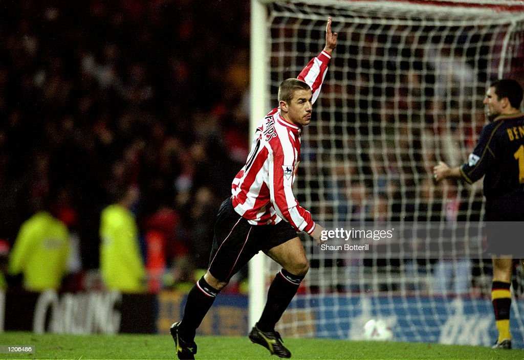 Kevin Phillips of Sunderland : News Photo