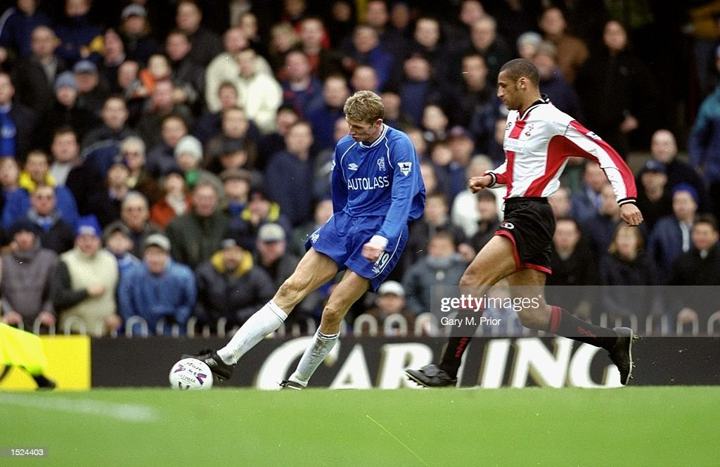 Tore Andre Flo : News Photo