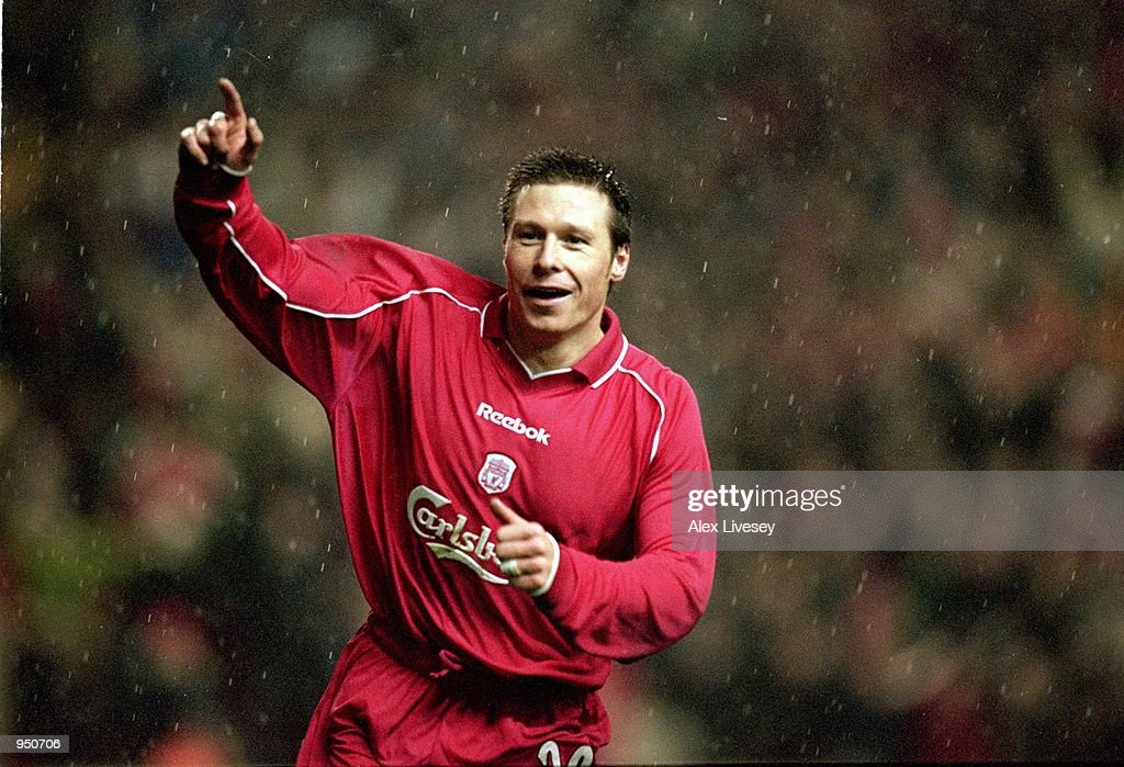 Nick Barmby : News Photo