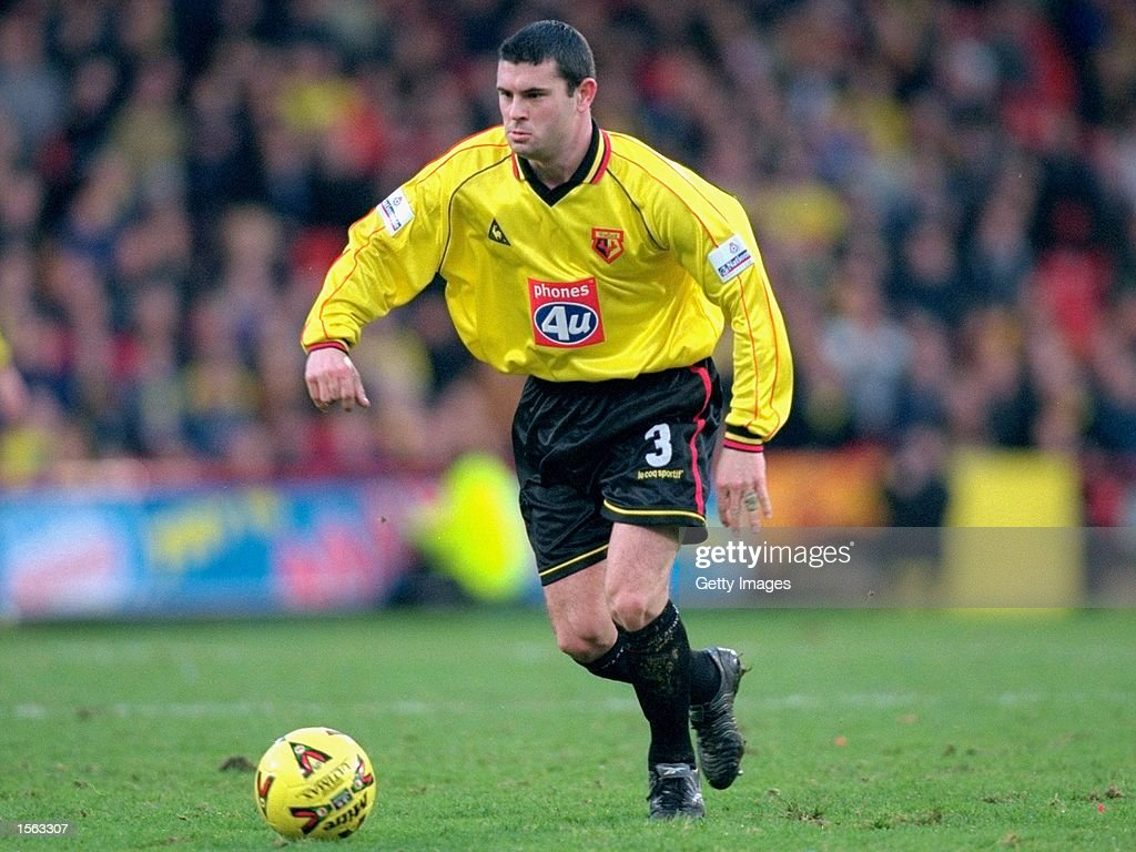 Paul Robinson of Watford in action during the Nationwide Division One match against Crystal Palace played at Selhurst Park in London. Palace won the game 1-0. \ Picture by Steve Bardens. \ Mandatory Credit: Allsport UK /Allsport