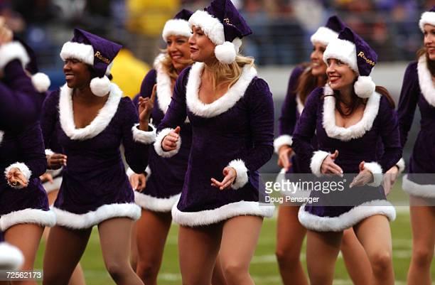 Baltimore Ravens cheerleaders during the game at PSINet Stadium in Baltimore Maryland The Ravens won 160 DIGITAL IMAGE Mandatory Credit Doug...