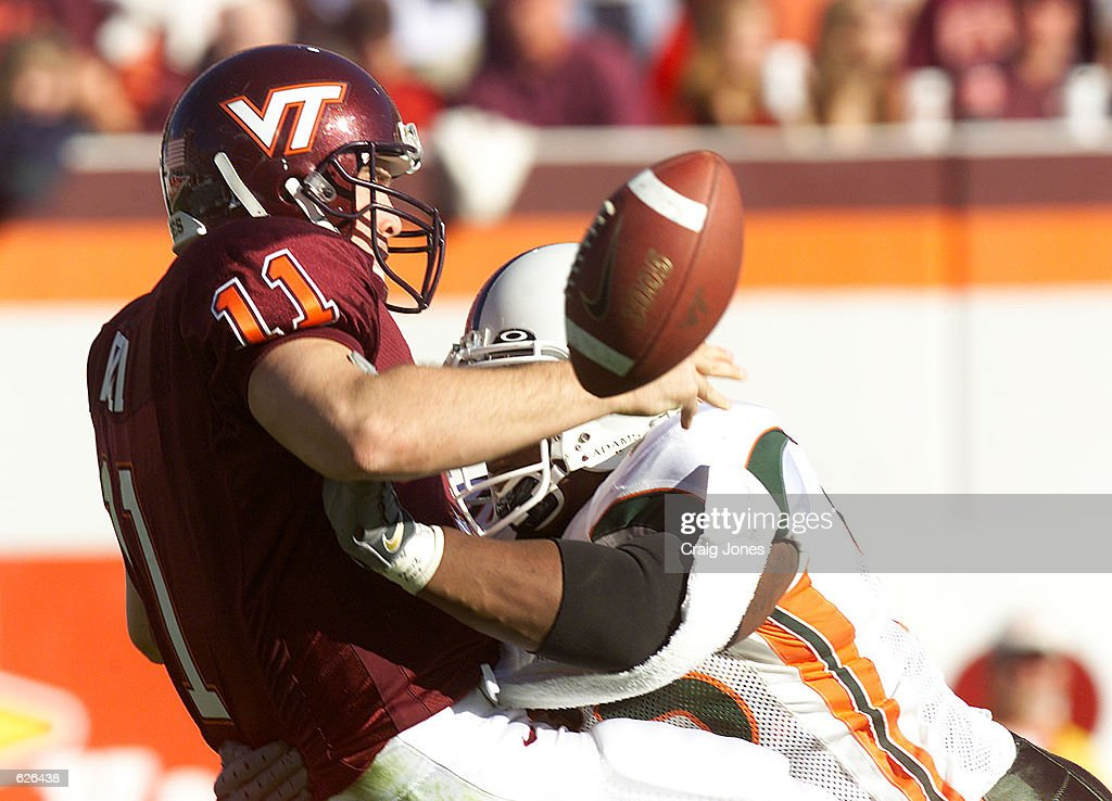 Miami v VT X Noel Pictures | Getty Images