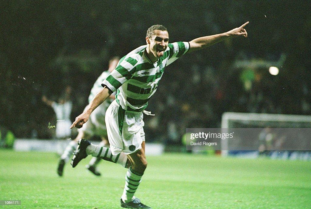 Celtic v Valencia : News Photo