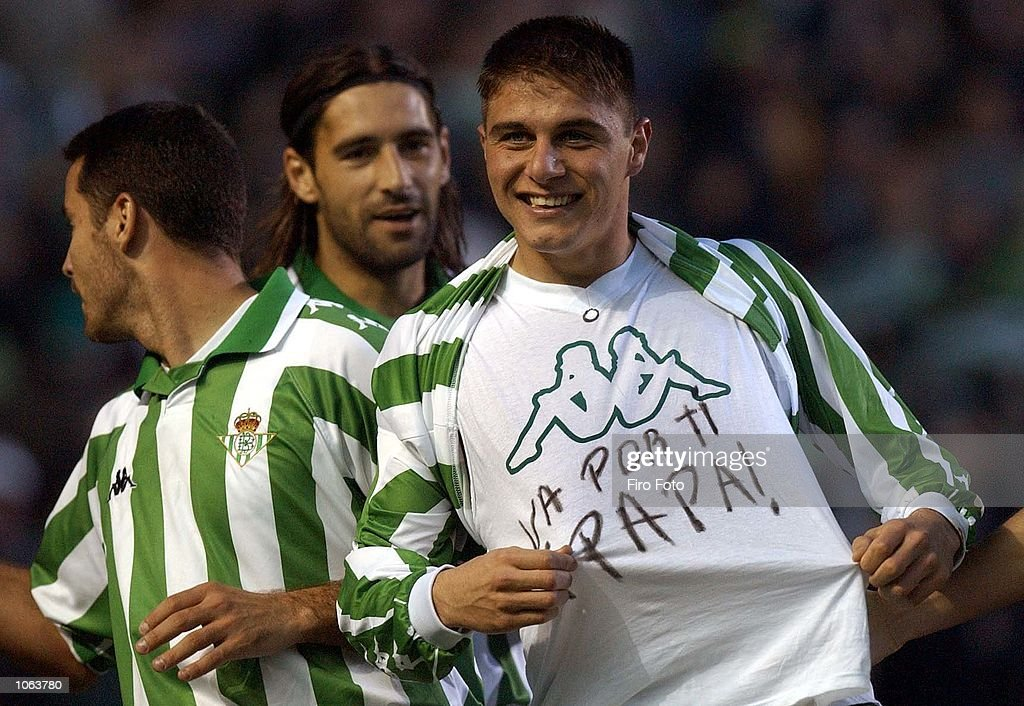 Real Betis v Tenerife X : News Photo