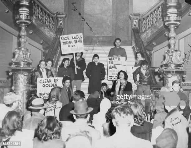 Dec 21 1948 Communism And Communists Denver - 1940-1949 Credit: The Denver Post