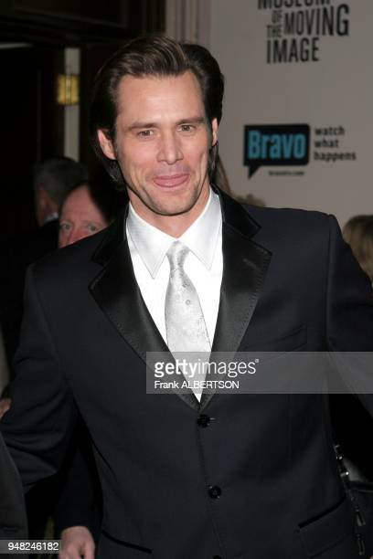 Dec 4 2005 Jim Carrey at the Museum of The Moving Image Salute To Ron Howard credit Frank Albertson