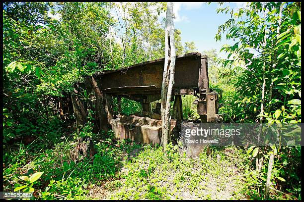 A decaying truck is one of the few traces left of Jonestown Guyana the site of the Jim Jones mass suicide where over 900 people died The Jonestown...