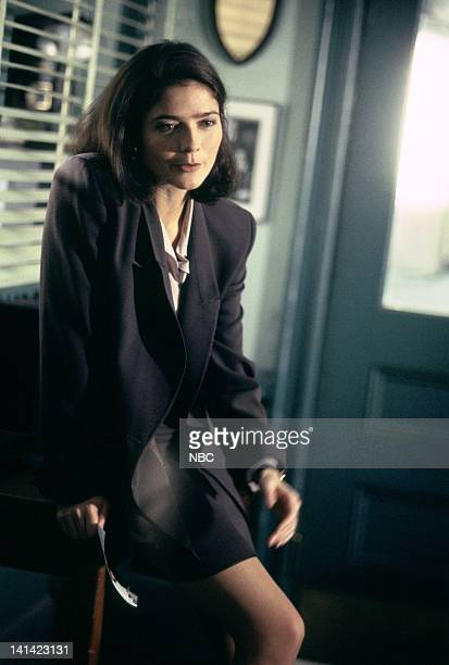 LAW ORDER Deceit Episode 17 Aired Pictured Jill Hennessy as ADA Claire Kincaid Photo by Robert Gilberg/NBCU Photo Bank