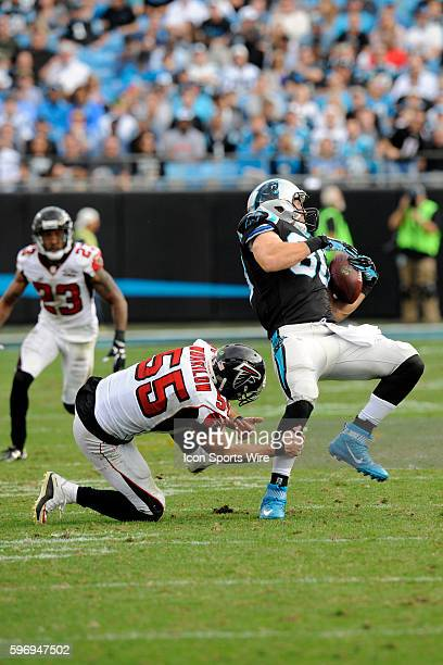 December 13   Sunday: Paul Worrilow LB Atlanta Falcons tackles Scott Simonson TE Carolina Panthers at Bank of America Stadium in Charlotte, North...