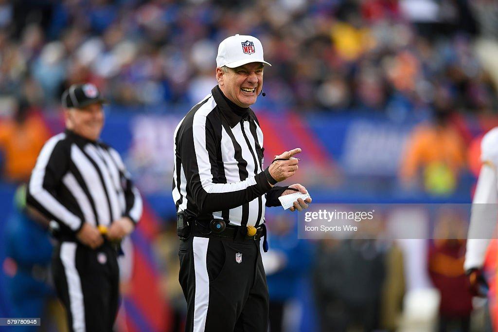 NFL: DEC 14 Redskins at Giants : News Photo