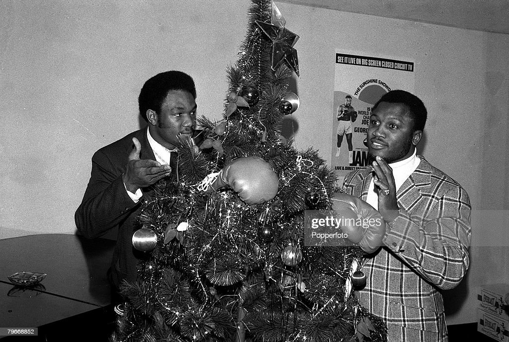 December 14th, 1972, Sport, Boxing, Heavyweight Champion of the ...