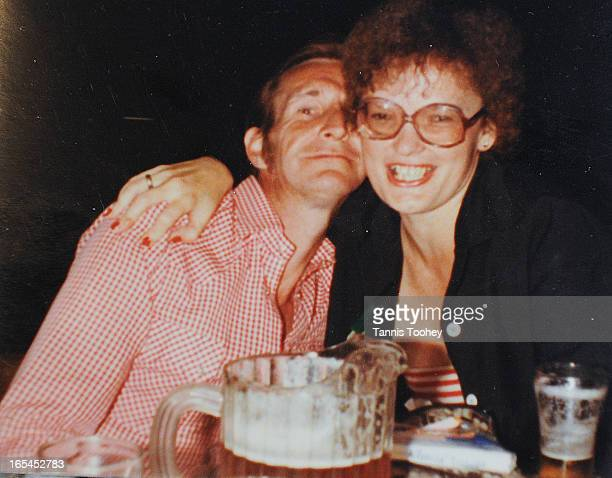 December 15 2010Submitted photo of Vincent Clarke who died in the Rupert Hotel fire in 1989 Clarke is seen here with Eva Gabris TORONTO STAR/TANNIS...