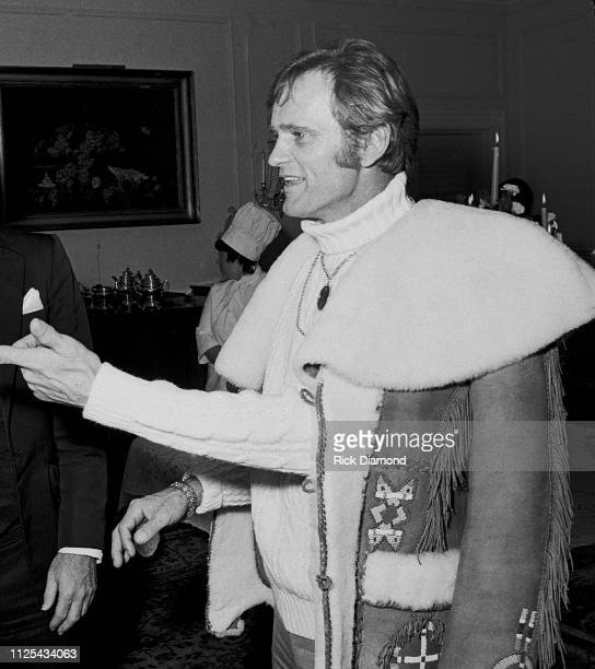 Jerry Reed attends Sharky's Machine World Premiere after party hosted by Governor George Busbee at The Georgia Governors Manision in Atlanta, Ga....