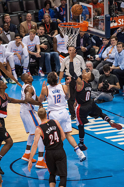 a799cc9a7ad2 ... NBA DEC 16 Trail Blazers at Thunder Pictures Getty Images the latest  7f01d d8c88 ...