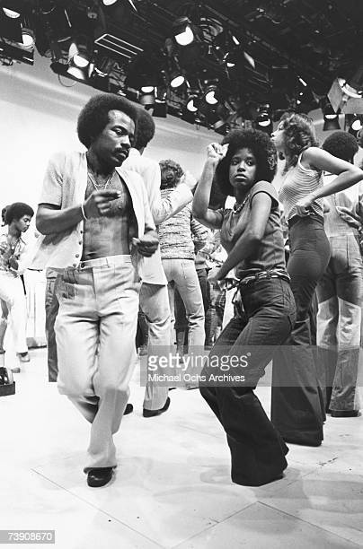 December 18 California Hollywood Soul Train Soul Train TV show dancers