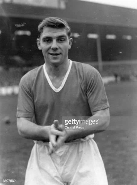 Duncan Edwards of Manchester United.