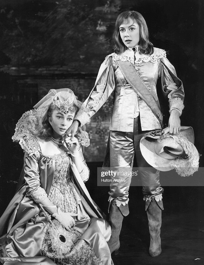 April 8 - 1930. Actress Dorothy Tutin Born On This Day.