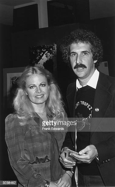 American actor Sally Struthers and her husband Dr William Rader attend the VIP screening of director Joel Oliansky's film 'The Competition' California