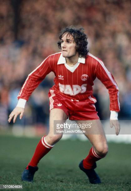 27 December 1982 London Football League Division Two Crystal Palace v Charlton Athletic Allan Simonsen in action for Charlton