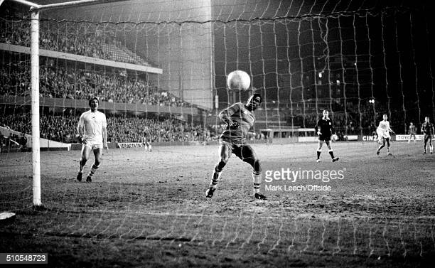 06 December 1983 Football League Division Two Chelsea v Swansea City Paul Canoville scores a goal for Chelsea