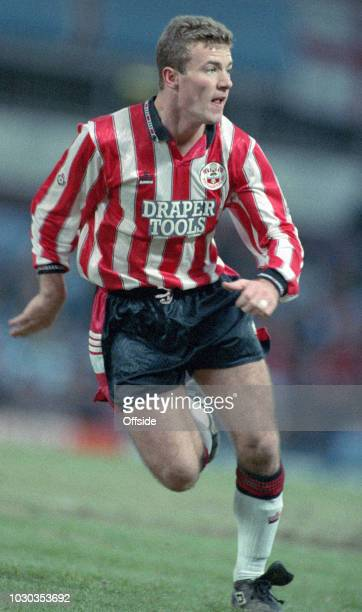 28 December 1991 Football League Division One Aston Villa v Southampton FC Alan Shearer of Southampton