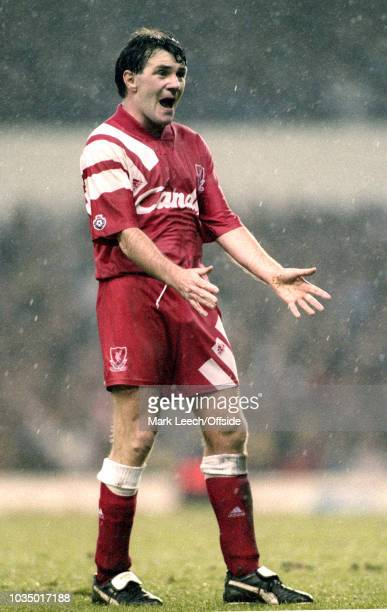 December 1991 - Football League Division One - Tottenham Hotspur v Liverpool - Ray Houghton of Liverpool - .