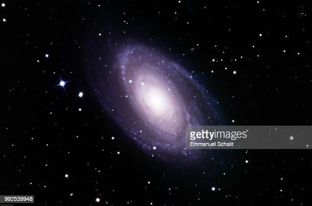 m81 - december 2007 -february 2008 - space and astronomy stock pictures, royalty-free photos & images