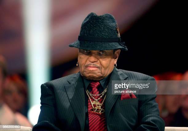 Joe Jackson father of pop star Michael Jackson pictured during the recording of the programme '2009 Der große Jahresrueckblick' Joe Jackson has died...