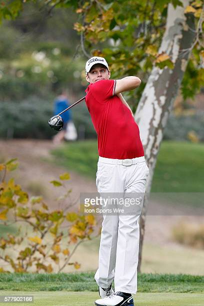 Nick Watney during second round of the Chevron World Challenge at the Sherwood Country Club in Thousand Oaks CA
