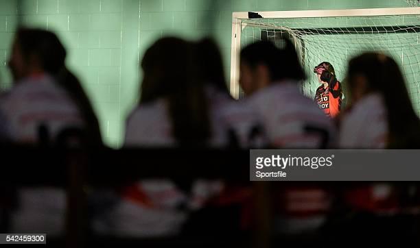 4 December 2013 Aine Cotter Loreto Secondary School Fermoy FAI AllIreland Post Primary Schools First Year Futsal Finals Franciscan College Sports...