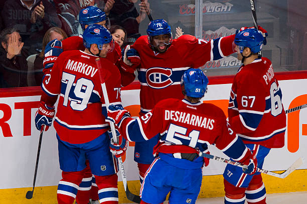 NHL: DEC 02 Devils at Canadiens