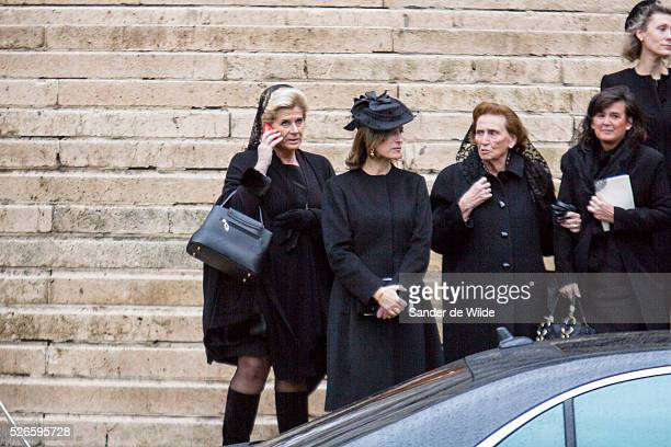 12 December 2014 Today a mass was held in the Saint Gudule cathedral in Brussels to honor the former Belgian Queen Fabiola who died and will be...
