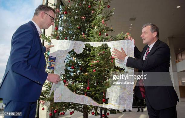 20 December 2018 BadenWuerttemberg Stuttgart HansUlrich Rülke parliamentary party leader of the FDP in the state parliament of BadenWürttemberg...