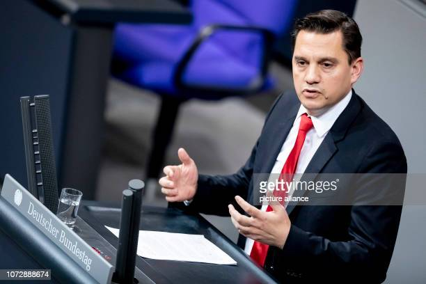 Johannes Fechner member of the German Bundestag speaks in the German Bundestag on the motion 'Delete § 219a StGB immediately allow information on...