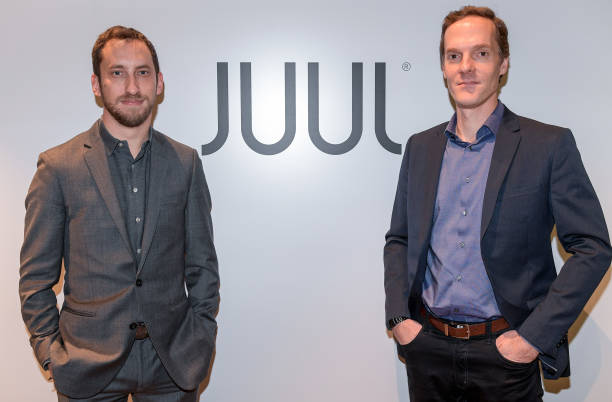 """DEU: File - Introduction Of The E-Cigarette """"Juul"""" In Germany"""