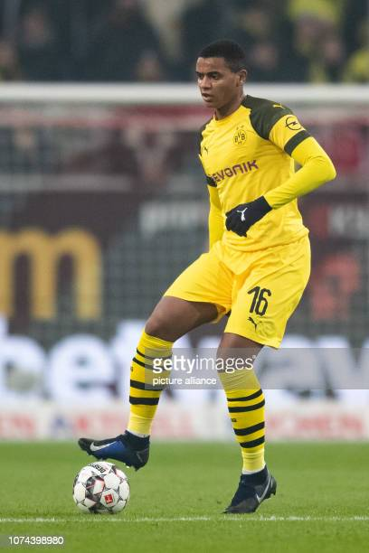 18 December 2018 North RhineWestphalia Düsseldorf Soccer Bundesliga Fortuna Düsseldorf Borussia Dortmund 16th matchday in the Merkur SpielArena...