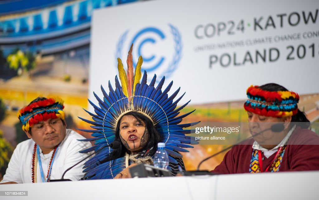 World climate summit in Katowice : News Photo