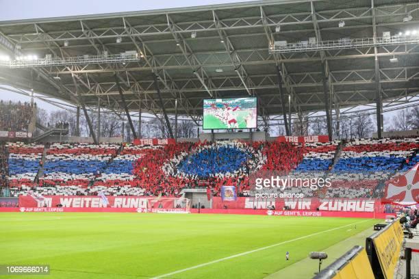 December 2018, Saxony, Leipzig: Soccer: Bundesliga, 13th matchday, RB Leipzig - Borussia Mönchengladbach in the Red Bull Arena Leipzig. Leipzig's...