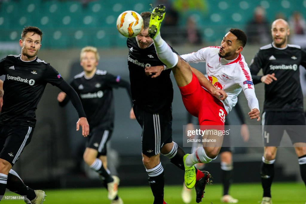 RB Leipzig - Rosenborg Trondheim... : News Photo