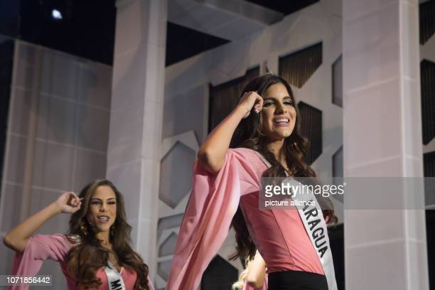 Carla Daniela Viera Gonzalez from the Venezuelan state of Aragua will participate in the presentation of the candidates for the title of Miss...