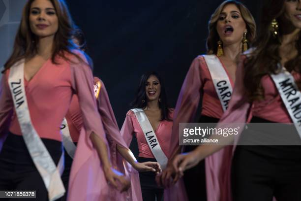 Claudia Sofia Villavicencio Carrillo from the Venezuelan state of Lara will participate in the presentation of the candidates for the title of Miss...