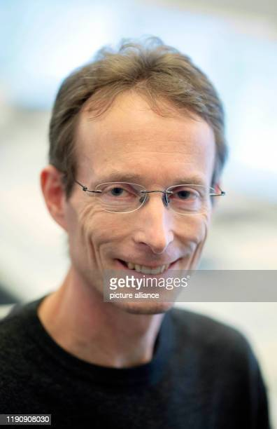 December 2019, Baden-Wuerttemberg, Karlsruhe: Manfred Bremicker, Head of Division of the Flood Forecasting Centre at the State Office for the...