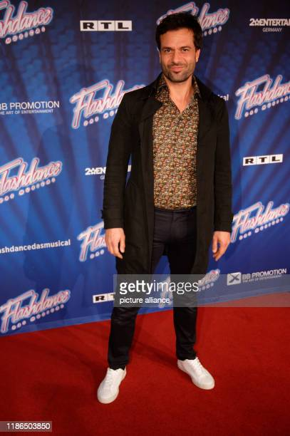 04 December 2019 North RhineWestphalia Cologne The actor Kai Schumann comes to the tour prelude of Flashdance The Musical in the Musical Dome Photo...