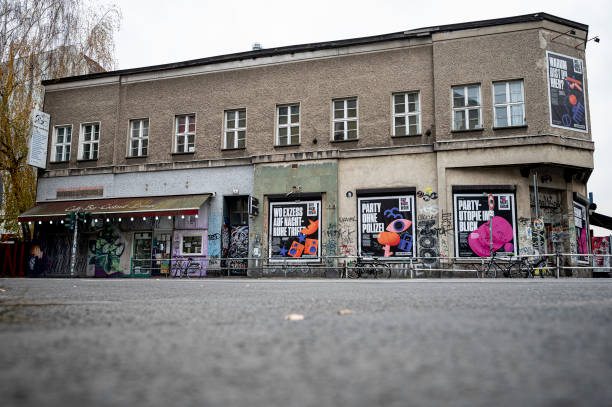 DEU: KitKat Club In Berlin Will Be Turned Into A Corona Test Centre