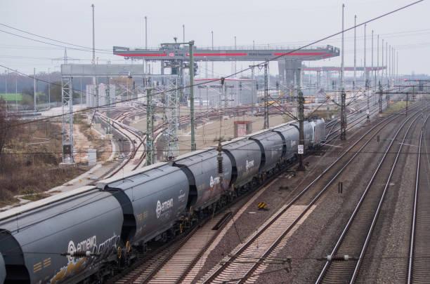DEU: MegaHub Freight Station Lehrte