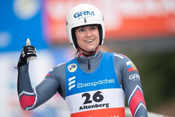 DEU: Luge World Cup - Altenberg