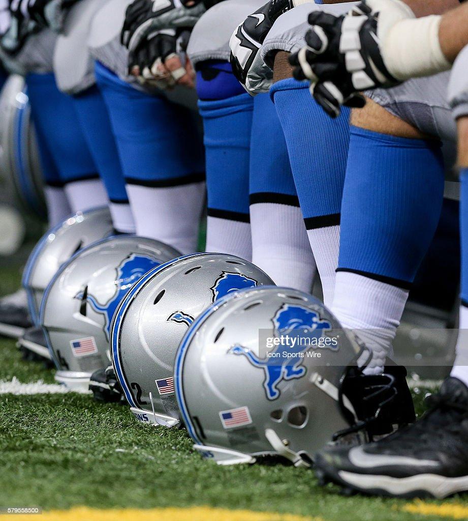 NFL: DEC 21 Lions at Saints : News Photo