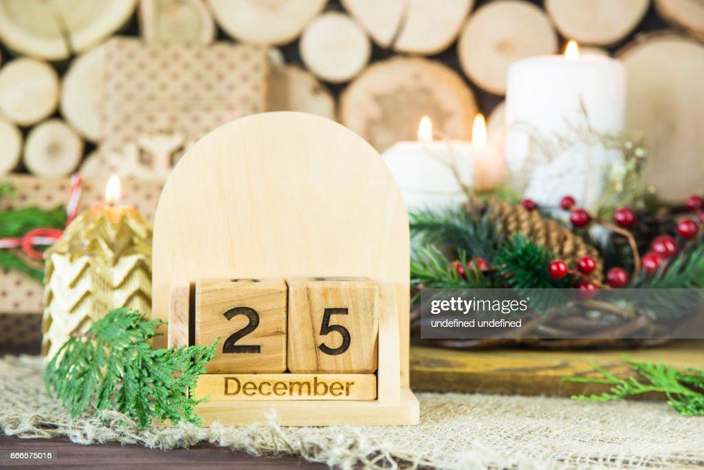 cadeau de Noël pour la datation