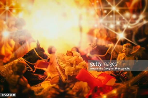 december 25th - nativity stock photos and pictures